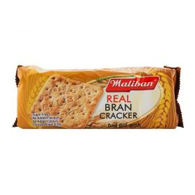Maliban Real Bran Cracker 140g biscuits
