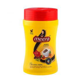 Meera Herbal Hair Wash Powder 150g
