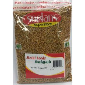 Seelans Methi Seeds 375G