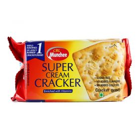 Munchee Super Cream Cracker 190g