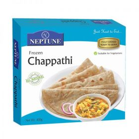 Neptune Frozen Chapati 400g