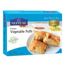 Neptune Frozen Vegetable Puffs 400g