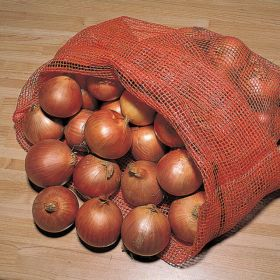 Onion Bag, English Onion Bag 4 Kg Approx