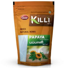 Killi Papaya Leaves Powder