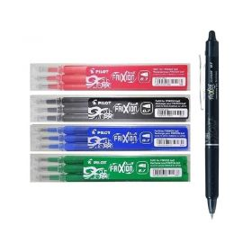 Pilot Frixion Refill 0.7 Black/Blue/Red/Green