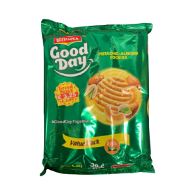 Britannia Good Day Pista/Badam 8x90g
