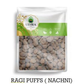 UTHRA Ragi Puffs (Nachni)