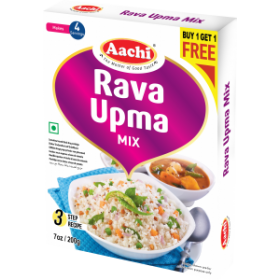 Aachi Rava Upma Mix Buy 1 Get 1 Free