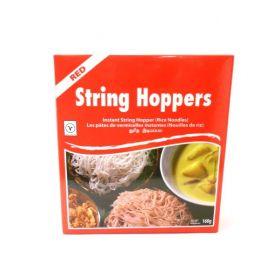 Niru Red String Hoppers 160g (Instant Idiyappam)