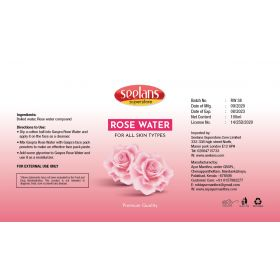 Seelans Superstore Rose Water