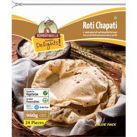 BombayWalla Frozen Roti Chappathi