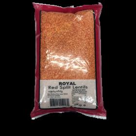 Royal Red Split Lentils