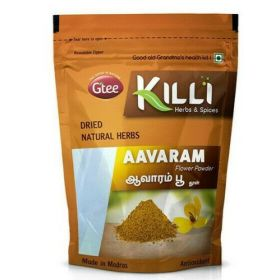 Seelans Superstore, Gtee Killi Herbs & Spices - Aavaram Flower Powder 100g