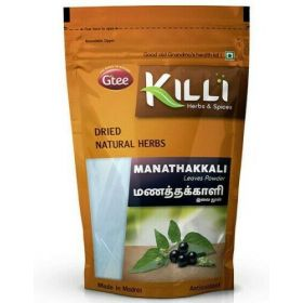 Seelans Superstore, Gtee Killi Herbs & Spices - Manathakkali Leaves Powder 100g