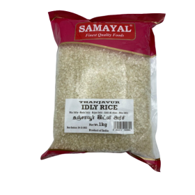 Samayal Thanjavur Idly Rice