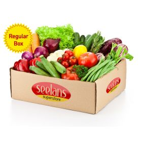 Vegetable Box - Regular