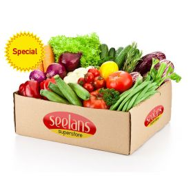Vegetable Box - Special