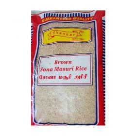 Shankar Brown Sona Masuri Rice 1 Kg