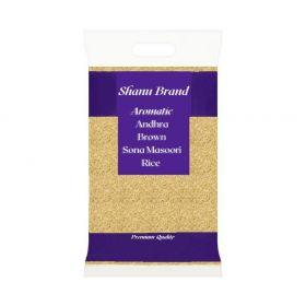 Shanu Aromatic Brown Sona Masoori Rice