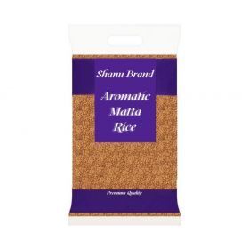 Shanu Boiled Long Grain Matta Rice