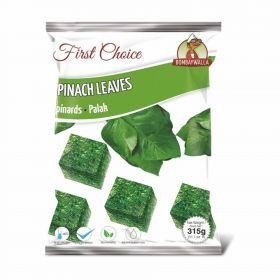 BombayWalla Frozen Spinach 315G