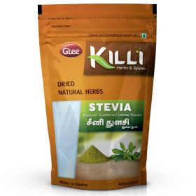 Killi Stevia / Seeni Tulsi Leaves Powder/crushed