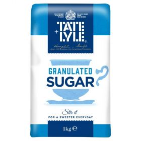 Tate & Lyle Demerara Granulated Sugar 1 Kg