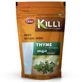 Killi Thyme Leaves Crushed