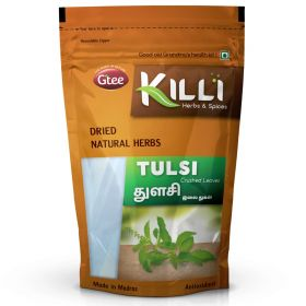 Killi Tulsi Leaves Crushed/Powdered