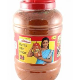 suryaa Hot Curry powder 3kg