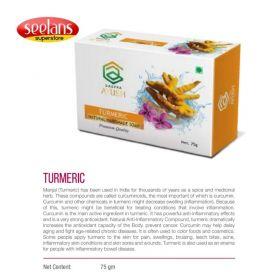 Seelans Superstore, Turmeric Natural Handmade Soap, 75g