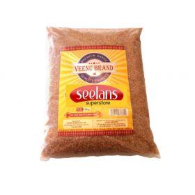 Veenu Brand Red Raw Pongal Rice