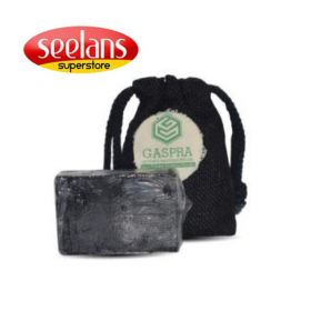 Seelans Superstore, Activated Carbon Soap, 100g