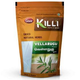 Killi Vellarugu Powder / Indian Whitehead Powder